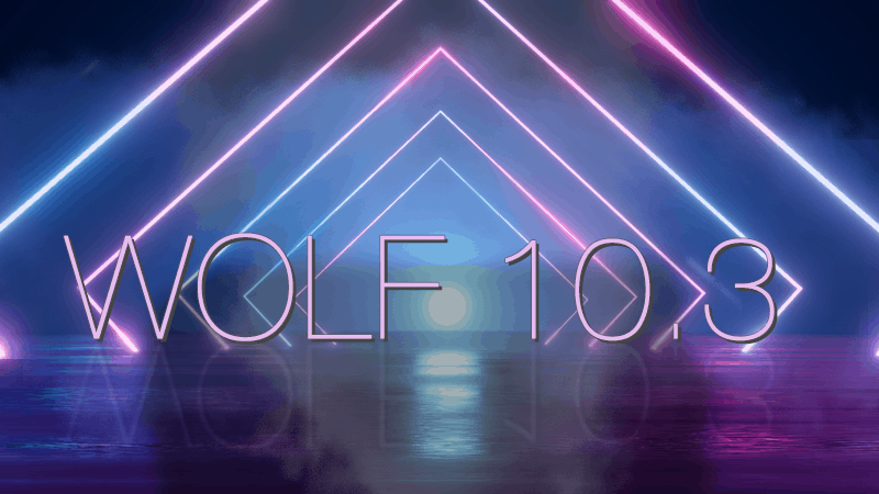 WOLF 10.3 [iOS + Android]