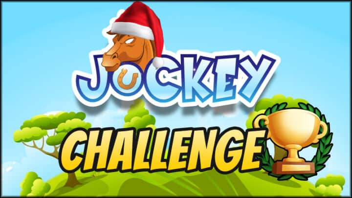 Jockey Update & Challenge